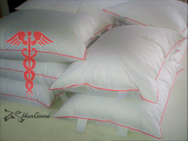 medical neck pain soft down fill pillow